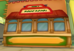 Fred's Fragrant Flapjacks