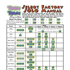 A manual for soloing the Sellbot Factory also created by community members.