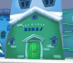 Ice Cycle Bikes