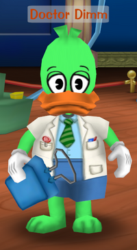 Doctor Dimm