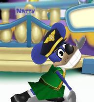Natty the fatty