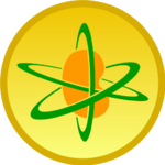 Silly particle yellow