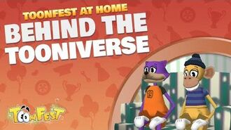 Behind the Tooniverse ToonFest at Home
