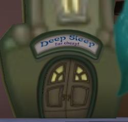 Deep Sleep for Cheap