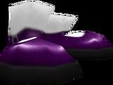 Purple Fancy Shoes