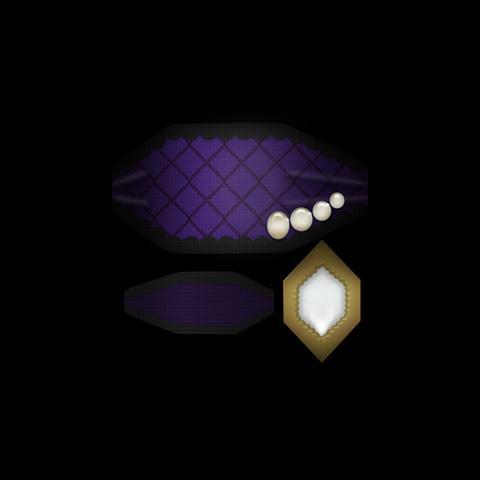 The Purple Fancy Hair Bow texture.