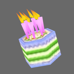 A Birthday Cake viewed in <a href=