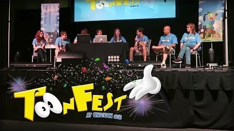 OMG!Con 2016 Rewriting Toontown (Full Panel 2!)