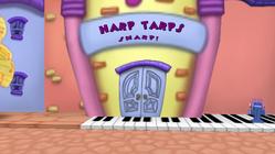 Harp Tarps Sharp!
