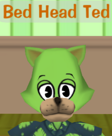 Bed Head Ted
