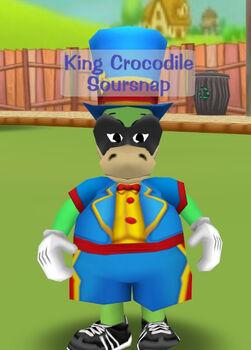 KingCrocodileSoursnap