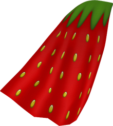 Strawberry Cape