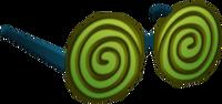 Hypno-Goggle Glasses