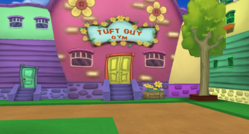 Tuft Guy Gym
