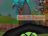 Jack O' Kazam