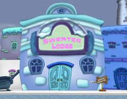 The Sweater Lodge