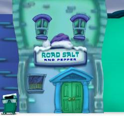 Road Salt and Pepper