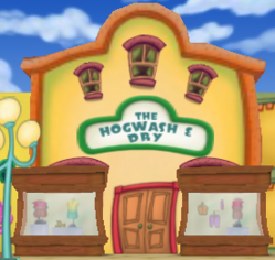 The Hogwash & Dry