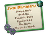 Inv safezones