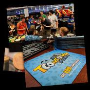 Toonfest2018 mousepad