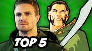 Arrow Season 3 Episode 4 - TOP 5 WTF Moments