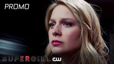 Supergirl Suspicious Minds Promo The CW