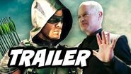 Arrow Season 4 Trailer 2 Breakdown - Damien Darhk Superpowers