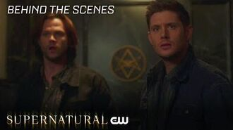 Supernatural Inside The Thing The CW