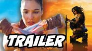 Wonder Woman Trailer - Origin Story and Ares Explained