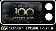 The 100 Season 4 Episode 1 Review & After Show AfterBuzz TV