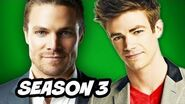 Arrow Season 3 and The Flash Premiere Plus VidCon