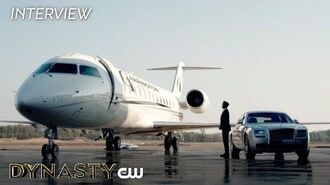 Dynasty The Jet Interview The CW