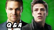 Arrow Season 3 and The Flash Episode 1 Q&A