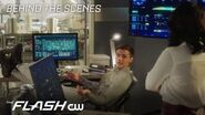 The Flash Inside The Elongated Knight Rises The CW