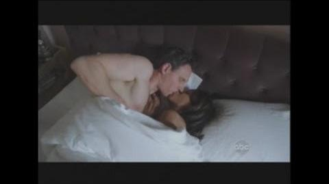 """Scandal""(Any Questions?) Interrupted Love Scene"