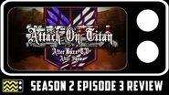 Attack On Titan Season 2 Episode 3 Review & After Show AfterBuzz TV