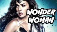 Wonder Woman Batman v Superman Comic Book Changes