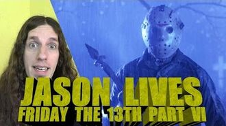 Jason Lives Friday the 13th Part VI Review