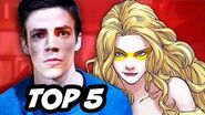 The Flash Episode 16 Rogue Time - TOP 5 Easter Eggs