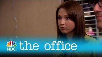 The Office - Erin Snaps! (Episode Highlight)
