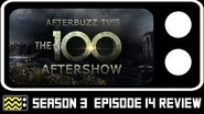 The 100 Season 3 Episode 14 Review & After Show AfterBuzz TV