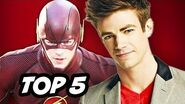 The Flash TV Series 2014 - Top 5 Villains