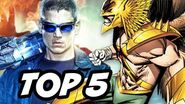 Legends Of Tomorrow Episode 13 - TOP 5 WTF and Easter Eggs