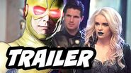 The Flash Season 2 Reverse Flash Returns Trailer Breakdown