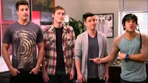 """Big Time Rush"" 4x05 Clip - ""Big Time Cameo"" HD"