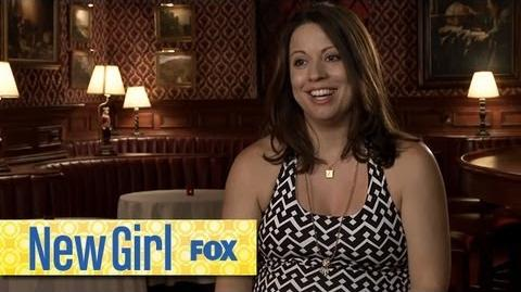 """Nerd"" Written by Kay Cannon NEW GIRL FOX BROADCASTING"