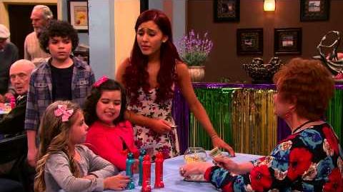 """Sam & Cat"" 1x04 Clip - ""The Brit Brats"" w Sophia Grace & Rosie HD"