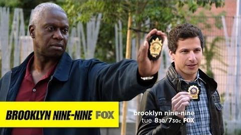 """Case"" Promo BROOKLYN NINE-NINE FOX BROADCASTING"