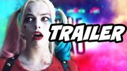 Suicide Squad Harley Quinn Therapy Trailer Breakdown