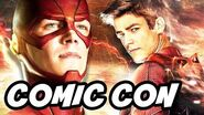 The Flash Season 3 Comic Con 2016 Breakdown